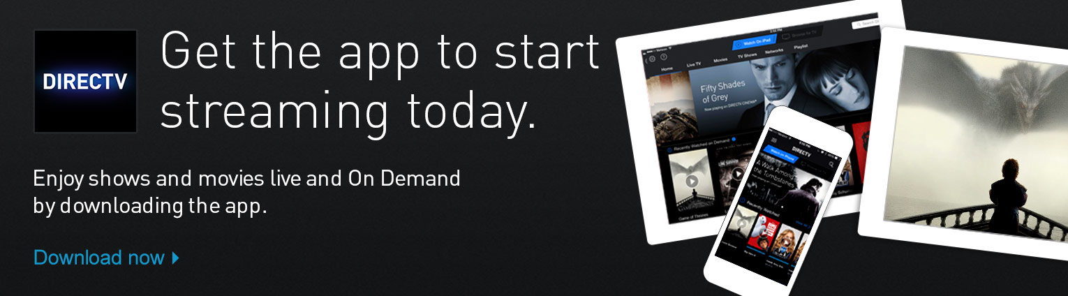 Get the app to start streaming today. Click to learn more
